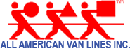 All American Van Lines Inc Logo